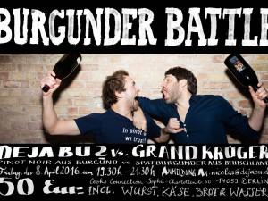 Burgunder Battle