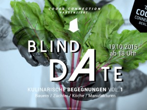 Blind Date in der Cooks Connection